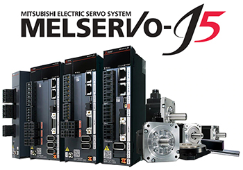 MELSERVO-J5 Reduces Total Cost fo Ownership